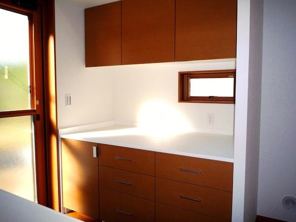 キッチン収納 イメージ