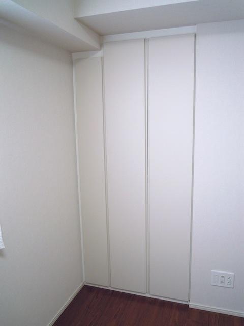 洋室の壁面収納 イメージ