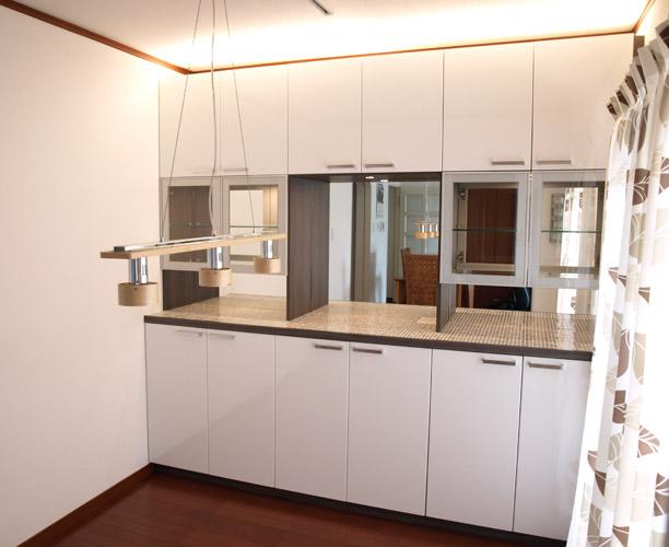 コラボ食器棚 イメージ