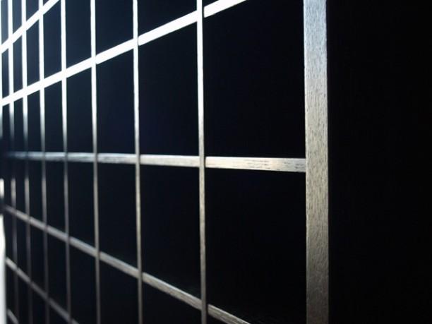ネクタイ&ベルトのディスプレイ棚 イメージ
