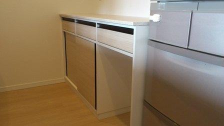 キッチン収納&吊り戸 イメージ