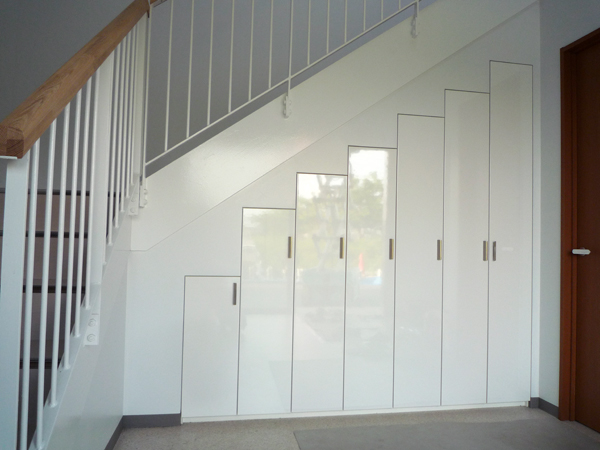 階段下収納 イメージ